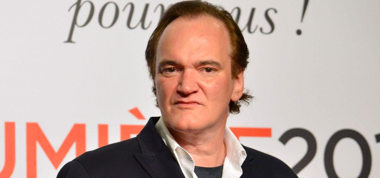 Quentin Tarantino hace frente a dos ladrones que entraron a robar en su casa