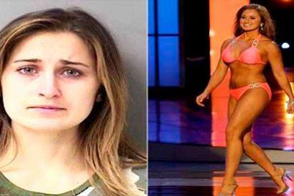 La ejemplar Miss Kentucky detenida por enviar fotos pronográficas a un alumno