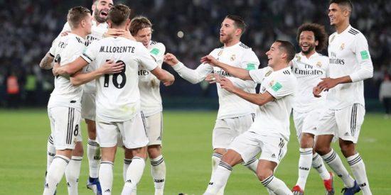 ¡Por fin una alegría para la afición!: El Real Madrid golea y se corona campeón del Mundial de Clubes