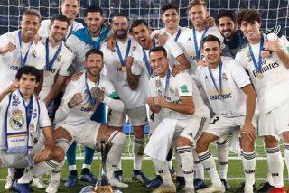 Un Real Madrid mundial se alza con su cuarto trofeo intercontinental (4-1)