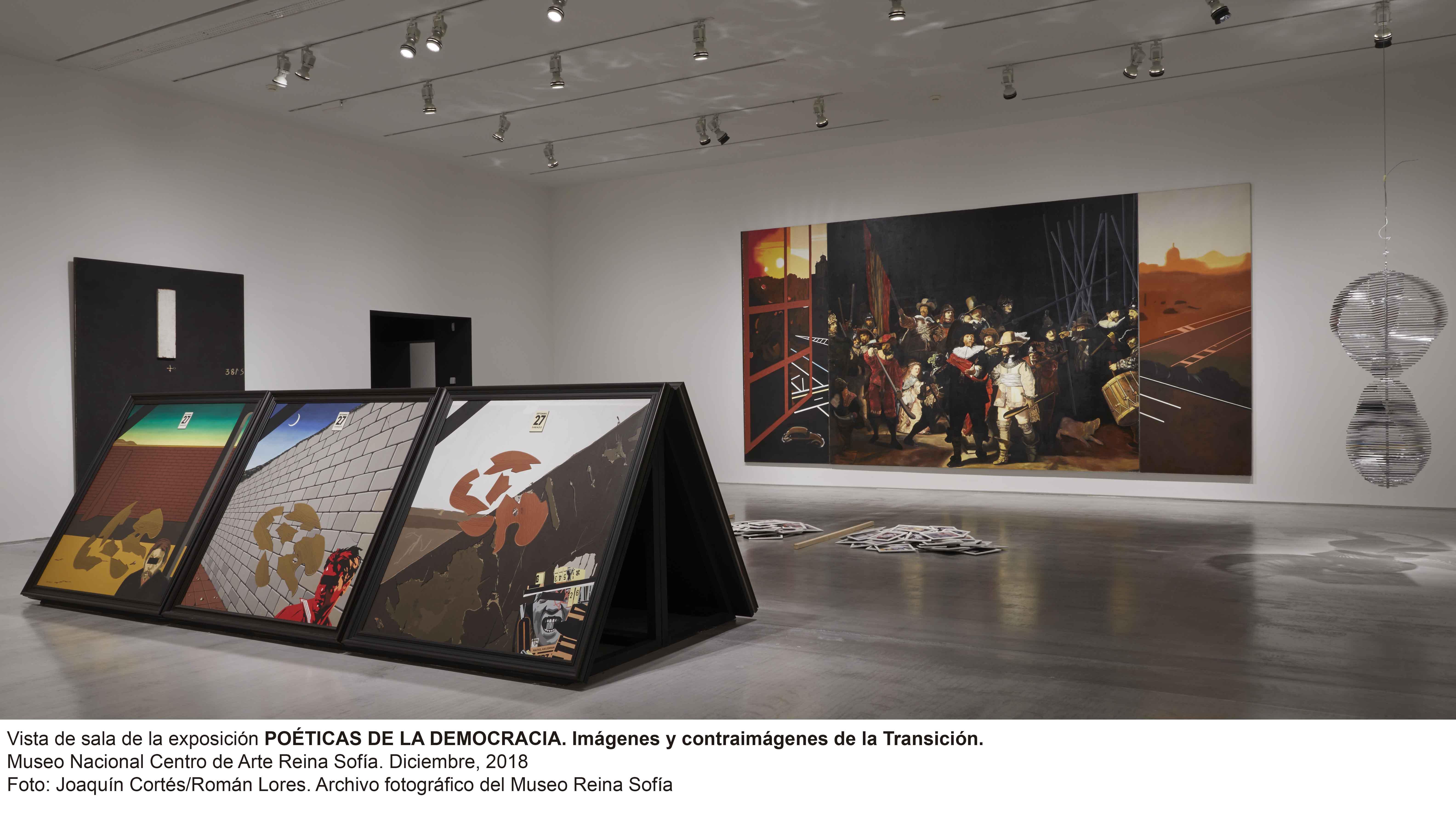 Poéticas de la democracia y poder del arte