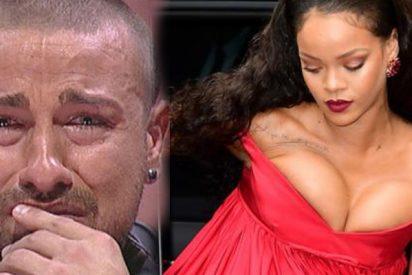 El día que dejaron en ridículo al simplón de Rafa Mora en Twitter por escribirle a Rihanna