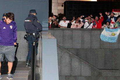 El River Plate ya está en Madrid con la mirada puesta en el Boca para la final de la Libertadores