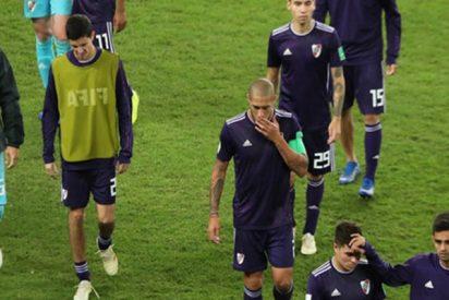 ¡Escándalo!: Al-Ain elimina sin despeinarse a River Plate del Mundial de Clubes