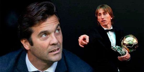 Real madrid: esta es la primera y sorprendente decisión de Solari con Modric tras el Balón de Oro