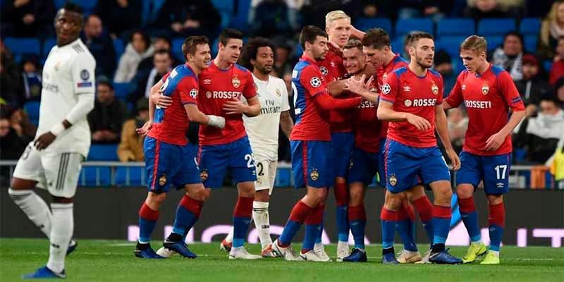 CSKA: Un triple ridículo indigno del Real Madrid y de la Champions