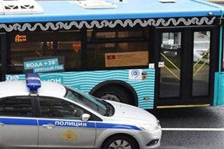 Este bloguero de pocas luces roba un autobús para conseguir 'likes' pero choca y pasa esto…
