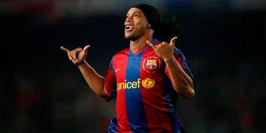 Ronaldinho se venga de la histórica derrota de Brasil ante Alemania y lo compartió en sus redes