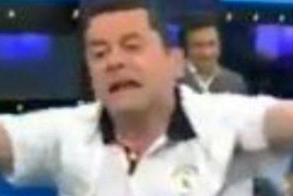 """Roncero poseído: """"¡Me rindo a ti. Messi, eres Dios!"""""""