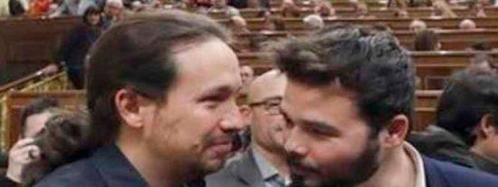 La advertencia de Pablo Iglesias a las Fuerzas de Seguridad ante la emboscada del 21-D