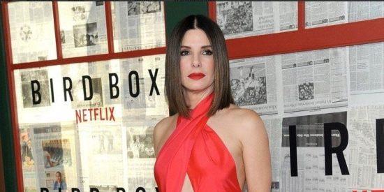Sandra Bullock revela, tras 25 años de silencio, quién fue su amor platónico