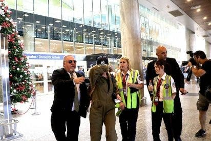 Scarlett Johansson enfurece con los paparazzi de Buenos Aires