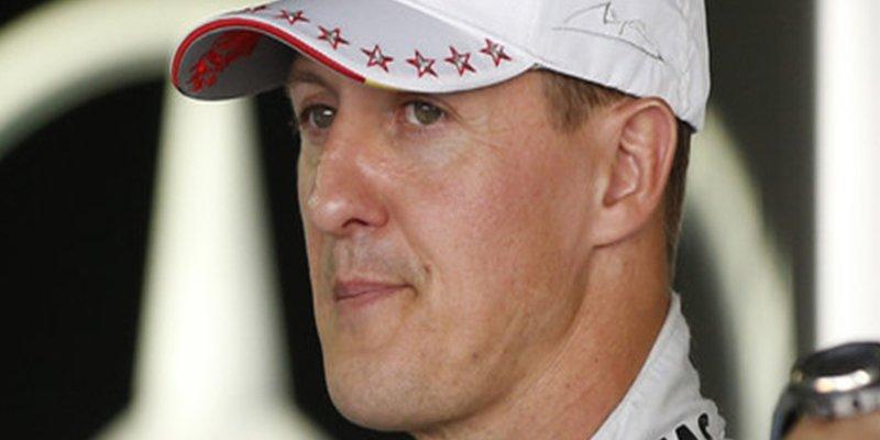 Schumacher no está postrado en una cama, ni conectado a una máquina