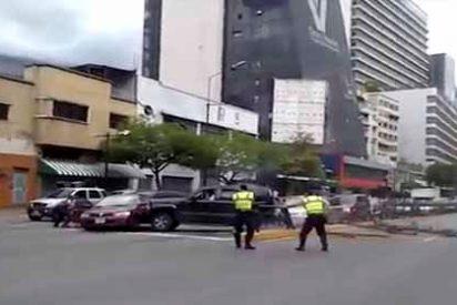¡A tiros!: Policia de Chacao acribilla a un delincuente y frustra un secuestro en la Venezuela chavista