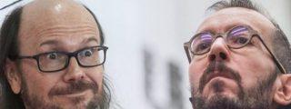 Santiago Segura replica otra vez al podemita Echenique y su mensaje encanta a los demócratas