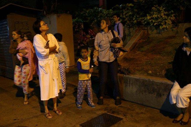 Venezuela: Funvisis reporta al menos 20 réplicas del sismo que aterroriza a Caracas