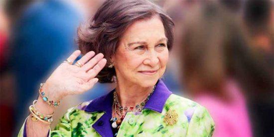 El aborto secreto de la reina Sofía en Navidad o la nueva 'parida' de Pilar Eyre