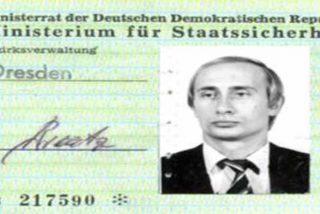 Guerra Fría: esta era en DNI que usaba el espía de la KGB Vladimir Putin en la Alemania Oriental