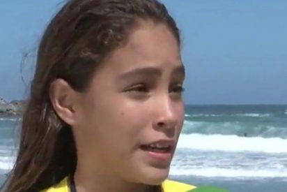 Esta escuela de surf entrena a niños para alejarlos de la violencia