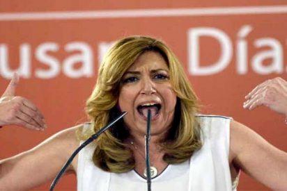 Andalucía: Hay 24.000 enchufados a los que les 'huele el culo a pólvora' tras la derrota del PSOE