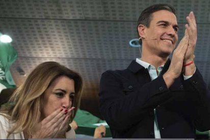 La batalla en el PSOE andaluz ha comenzado con el cese de la Delegada del Gobierno