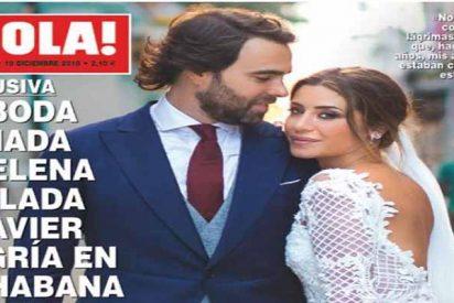 Elena Tablada: mi boda por un 'pastón'