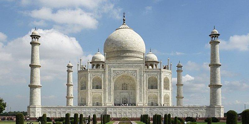 ¿Sabes por qué el Taj Mahal está en peligro de desaparecer?