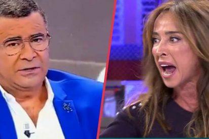 Telecinco quiere despedir a María Patiño y Jorge Javier Vázquez amenaza a Vasile