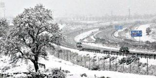 Frío, nieve, viento o fuerte oleaje en toda España, menos Extremadura y Canarias