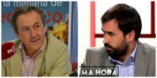 """Tertsch salta como un resorte ante la nueva 'fake news' de El País: """"Ahí desayunan tostada con mentira untada"""""""