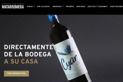 Matarromera integra en su web su nueva tienda online
