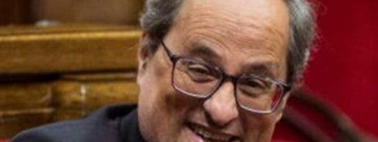 """La maniobra de VOX en el Supremo para sacar a Torra de su demencial """"vía eslovena"""""""