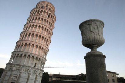 ¿Sabes por qué la célebre Torre de Pisa se está enderezando?