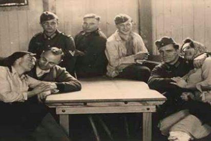 El travestismo nazi: la colección de fotos que desvela la intimidad desconocida de las fuerzas de Hitler