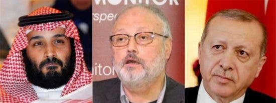 El turco Erdogan reclama a Arabia Saudí la entrega de los asesinos de Khashoggi