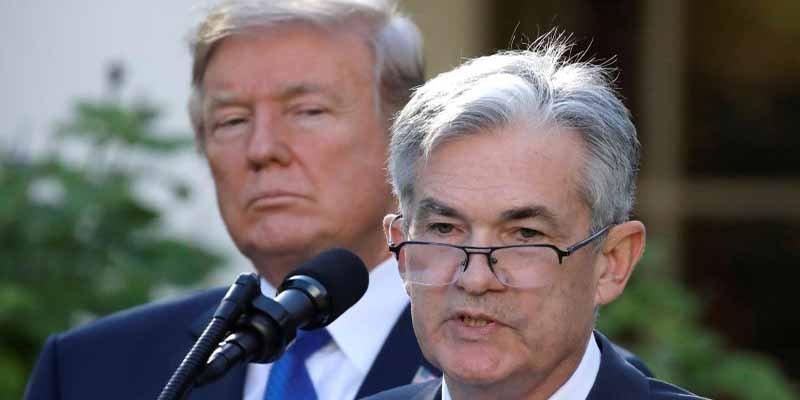 """Donald Trump etiqueta de 'patética' a la Reserva Federal: """"Debe liderar y no ser un lento seguidor"""""""