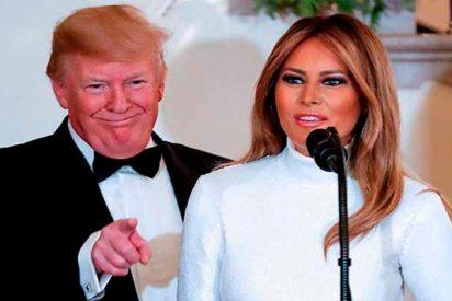 El arriesgado diseño con el que Melania Trump ha roto 3 reglas de estilo