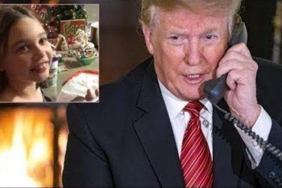 Donald Trump rompe la ilusión de una niña de 7 años: ¿Todavía crees en Santa Claus?