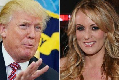 La actriz porno Stormy Daniels obligada a pagar 293.000 dólares a Donald Trump