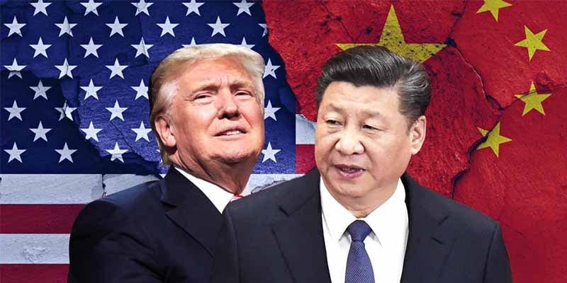 """Donald Trump lanza una dura amenaza a Xi Jinping: """"Desconexión completa de EEUU con China"""""""