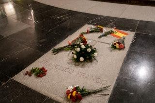 El Supremo da vía libre a la exhumación de Franco del Valle