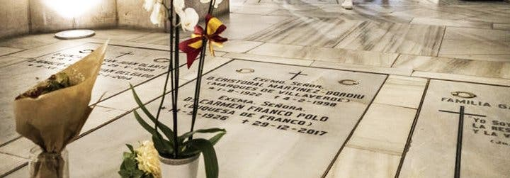 """El Gobierno alega """"evidentes razones de seguridad y de orden público"""" para vetar la inhumación de Franco en La Almudena"""