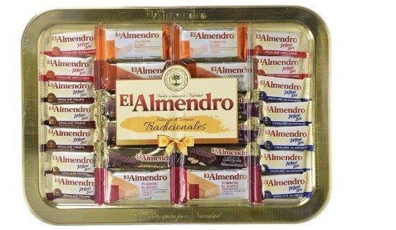 El Almendro - Bandeja Selección Turrones,
