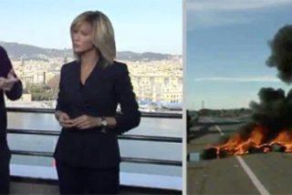 ¡Un CDR en Antena3! ¡El mezquino periodista del ARA dice que no pasa nada este 21-D en Cataluña y que se está exagerando!