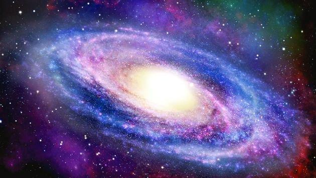 El extraño 'fluido oscuro': la nueva teoría que explica de qué está hecho el 95% del universo