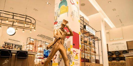 Johnnie Walker ha llegado a Madrid con su primera Tienda Flagship