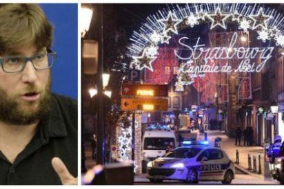 Podemos incendia Twitter por decir que le alivia que el atentado de Estrasburgo no haya tocado a los suyos