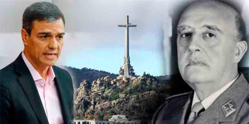 El Gobierno Sánchez no podrá exhumar a Franco sin escuchar a la familia y que se decidan sus recursos
