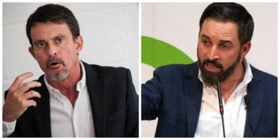 La última 'gitanada' del desmemoriado Valls: meter en el mismo saco a Vox con golpistas y bilduetarras