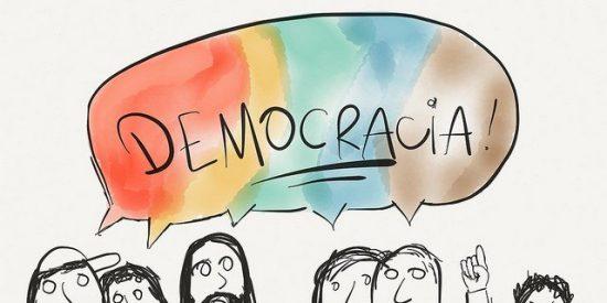 """Victor Entrialgo De Castro: """"La democracia, a pesar de sus enemigos, prevalecerá"""""""
